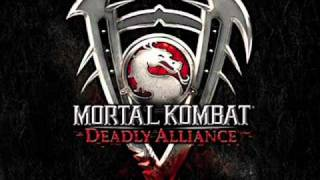 Mortal Kombat Deadly Alliance - Konquest Stage