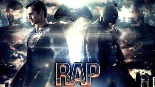 RAP DO BATMAN VS SUPERMAN | DOIS LADOS DA MOEDA - #18