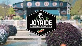 JOYRIDE i Tivoli d. 17-18 juni 2017