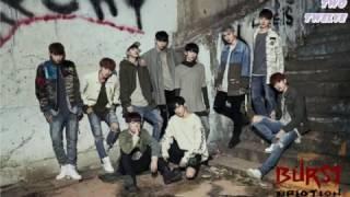 UP10TION (업텐션) - White Night (하얗게 불태웠어) Lyrics [COLOR CODED|HAN|ROM|ENG]