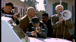 The Naked Gun 2½: The Smell of Fear: Hostages.
