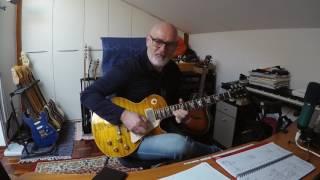 Les Paul '58 feat. Cornerstone Sparkle overdrive