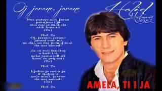 Halid Muslimovic - Oj jarane, jarane (album 1982)