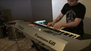 Dance Gavin Dance - Exposed piano cover
