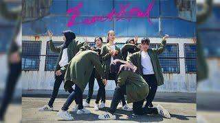 [280417] MONSTA X (몬스타엑스) - Beautiful (아름다워) by Girls Invasion [Choreography M-V Ver.]