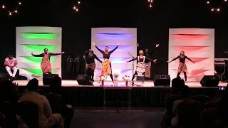 African Sunday Youth & Young Adults Dance Group (Jemedari)