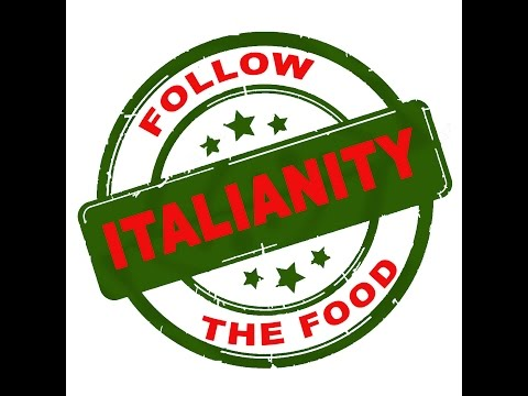 Italianity the Food