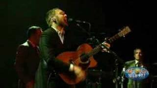 "David Gray ""You're the world to me"" - KFOG Radio"