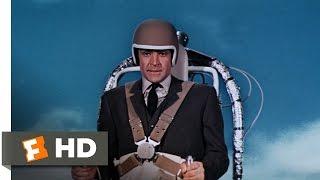 Thunderball (1/10) Movie CLIP - Jet Pack Escape (1965) HD