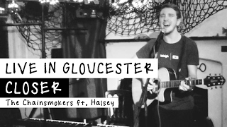 The Chainsmokers ft. Halsey - Closer (Live Cover by Alex Vass)