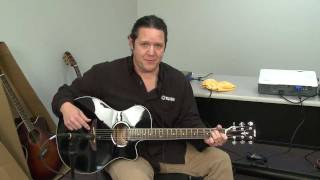 Yamaha APX500 Acoustic Electric Guitar Overview | Full Compass