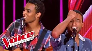 The Voice 2013 | Les Calema - Balada (Gustavo Lima) | Blind Audition
