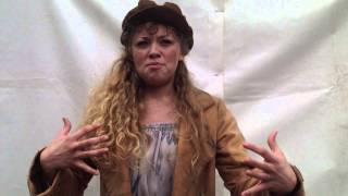 Carrie Hope Fletcher talks about performing with Les Misérables