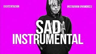 """Xxxtentacion """"SAD"""" Instrumental Prod. by Dices *FREE DL*"""