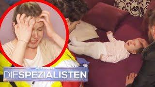 Verzweifelte Eltern: Warum schreit das Baby (6 Monate) den ganzen Tag? | Die Spezialisten | SAT.1 TV