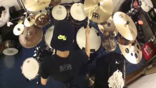 Play long The Funky Monk Drum Cover 小樺