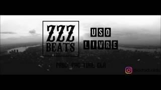 "Trap Beat, 808 Bass: ""Guerra Diária"" (Uso Livre!) | Prod. Fac Tual Clã"
