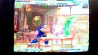 SF3 Pychu (Ken) vs GRZ (Gouki)