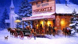 Please Come Home For Christmas ☆ Charles Brown ☆ Jack Sorenson Paintings ᴴᴰ