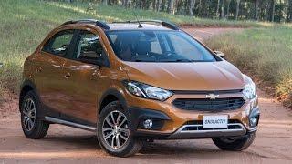 Chevrolet Onix Activ 2017: preços, consumo, detalhes - www.car.blog.br