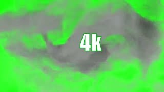 green screen effects - Smoke - Tornado - Vortex - Magic Smoke - chroma key 4k free footage