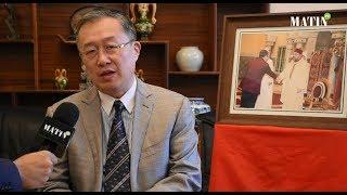 Entretien avec S.E.M. Li Li, Ambassadeur de la République populaire de Chine au Maroc