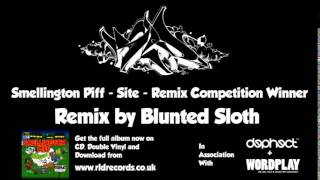 Smellington Piff - Site - Blunted Sloth Remix - Competition Winner
