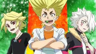 Original Vs Remake Beyblade Burst Turbo Opening
