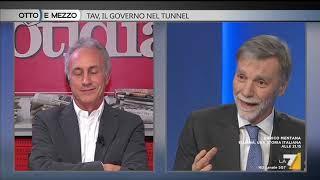 Otto e mezzo - TAV, il governo nel tunnel (Puntata 06/02/2019)