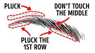 HOW TO: TOP 3 BEST BROW STYLES   DESI PERKINS width=