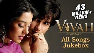 Vivah All Songs Jukebox Collection - Superhit Bollywood Hindi Songs - Shahid Kapoor & Amrita Rao width=