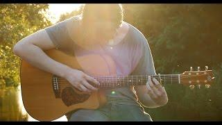 Elfen Lied OP - Lilium [Fingerstyle Guitar Cover by Eddie van der Meer]