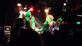 Jayne County and the Electric Chairs Live at the Viper Room 9/8/12