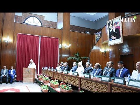 Installation du Wali de la région Casablanca-Settat, gouverneur de la préfecture de Casablanca