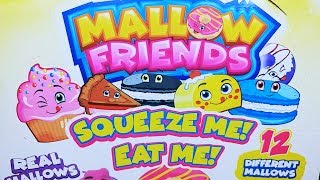 Mallow Friends Golosinas Para Comer Dulces y Divertidas
