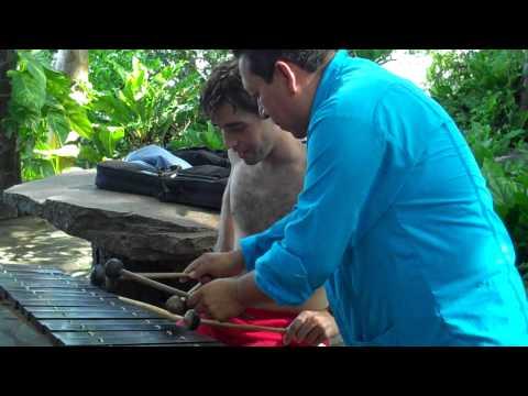 Learning Marimba 1