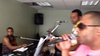 Sandro Correia @ band practice
