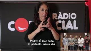 Rádio Comercial | Dia Nacional da Língua Gestual Portuguesa