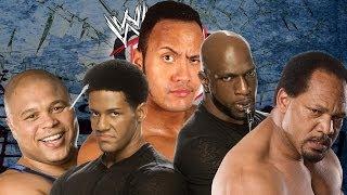 WWE Mashup -  Moving Nations (Eric Minnesota)