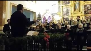 Concert Nadal Cor Parroquial Font de la Figuera 1 Gener 2017 - Padre Nuestro de Oki Doki