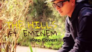 """Cover of """"The Hills Ft. Eminem"""" By Mike Parmar"""