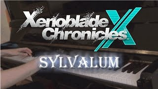 [Piano Cover] Sylvalum Night (Xenoblade Chronicles X)
