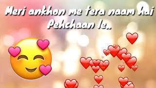Tere sang yaara || Love romantic song || whatsapp status video || Atif Aslam Best