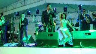 La Autentica Santanera de Gildardo Zarate-Amor de Cabaret-Salon Ejidal Delegacion Xochimilco 2016
