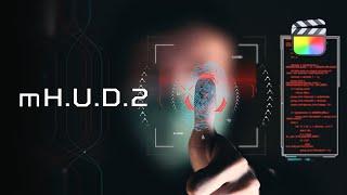 mHUD2 - FCPX Plugin Powered by Mocha