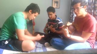 Esta Cobardía-Chiquetete   METAL VERTION (Diego,Natan,Ricardo)