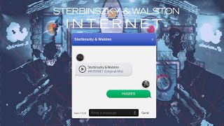 Sterbinszky & Walston - Internet (Official Music Video)