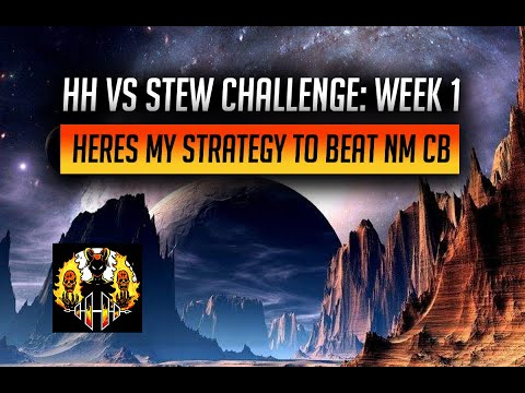 RAID: Shadow Legends | What is my strategy for week 1's challenge with Stew?