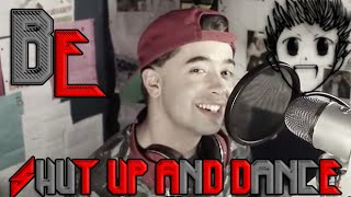 "Me singing ""Shut Up and Dance"" by WALK THE MOON - Cover - Brandon Evans"