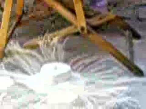 Washing Montecristi Panama Hats Ecuador 2007 Maury Modesto